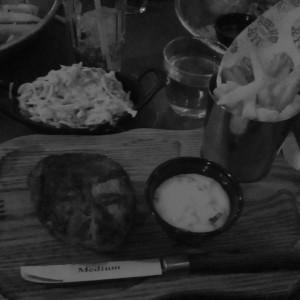 Steam and Rye - Fillet Steak