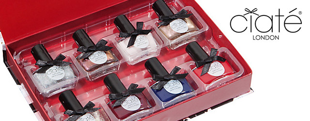 Ciate Paint Palette Mini Nail Polish Set