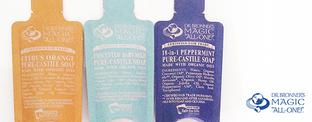Dr Bronner's Organic Castile Liquid Soap Review